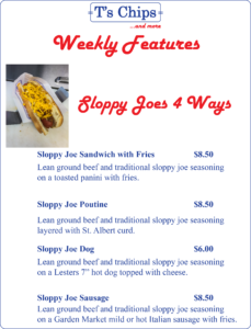 Weekly Features July 22 to 28, 2016