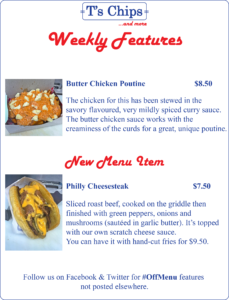 Weekly Features Jun 10 to 16, 2016
