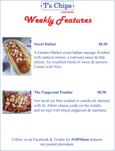 Weekly Features Jun 24 to 30, 2016